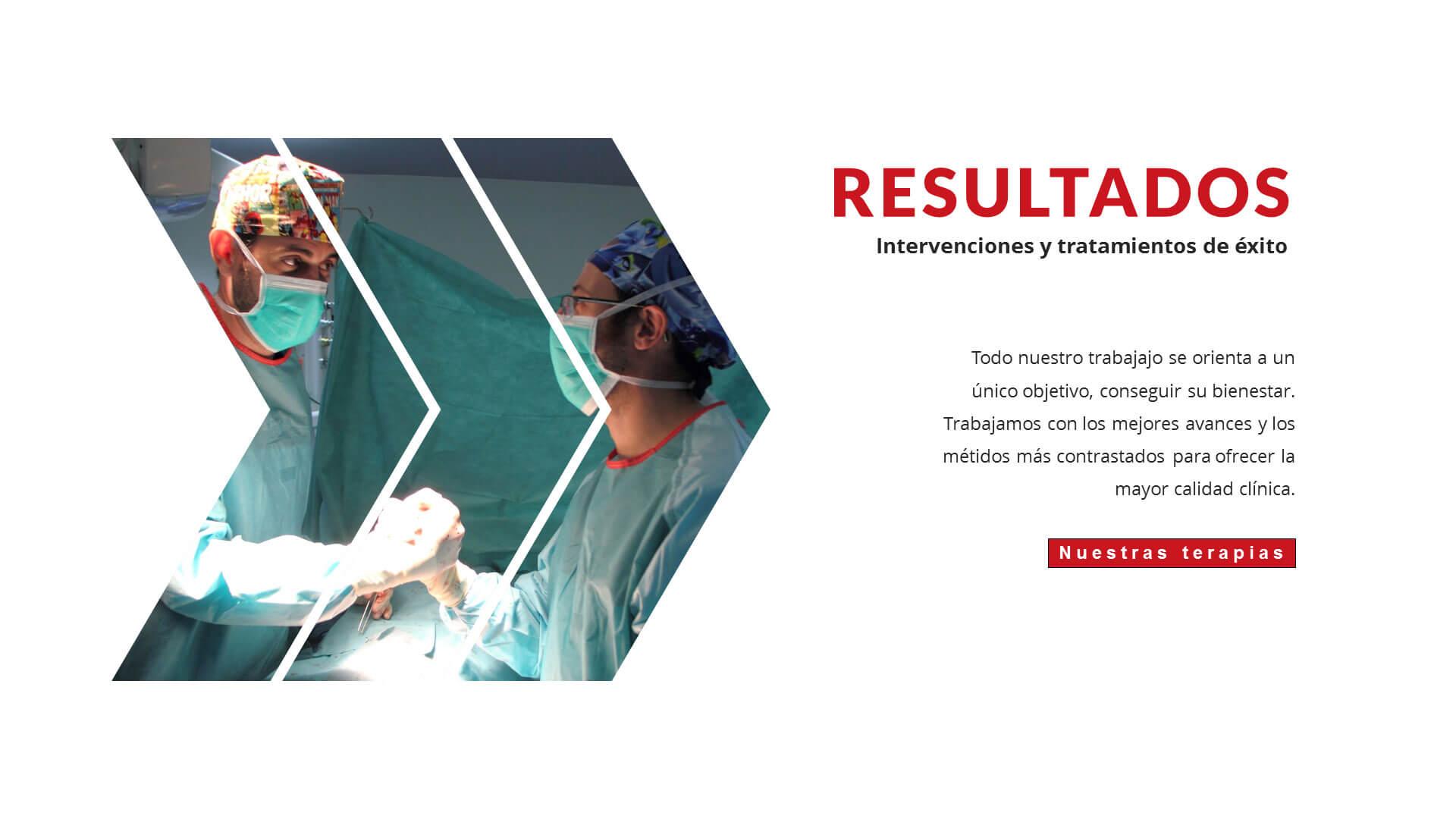 Operaciones de varices con exito